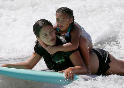 2017_09_23 Surf Camp 27 P2 Girl Dark Hair BS White