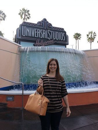 2015 0323 Jen's 1st Day at Universal Studios