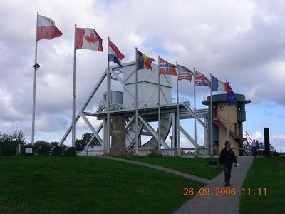 FRANCE - Pegasus Bridge (76)