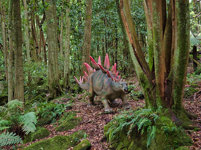 20181222 Scenic World Dinosaur Walk
