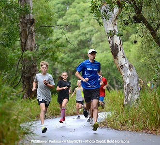 2019 - Wildflower Parkrun