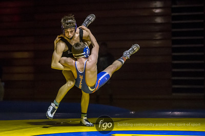 12-17-15 Minneapolis Southwest v Minneapolis Washburn Wrestling