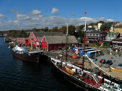 Fisheries Museum of the Atlantic - Lunenburg, Nova Scotia - KAP 2008-53