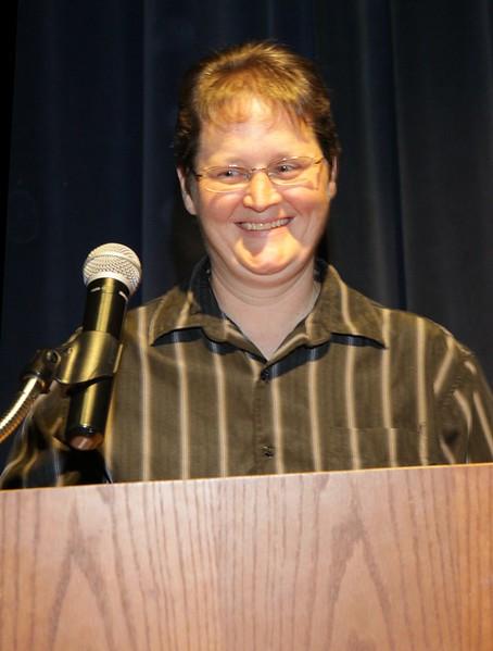Awards Night 2012 - Math Department Awards