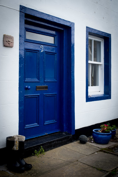 Saltire Blue