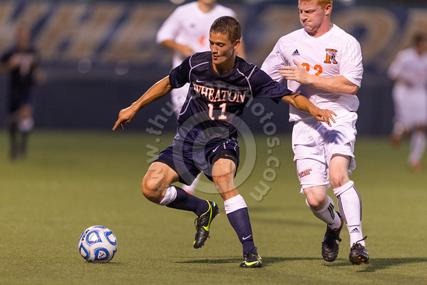 Wheaton College Men's Soccer vs Kalamazoo, August 31, 2012