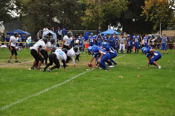 2010 Cuyama Valley Bears Football