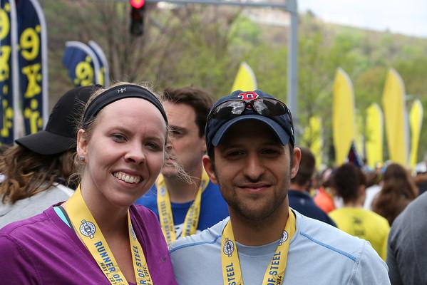 Pittsburgh Marathon 2014
