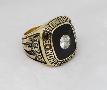 1970 Boston Brunis stanley cup ring