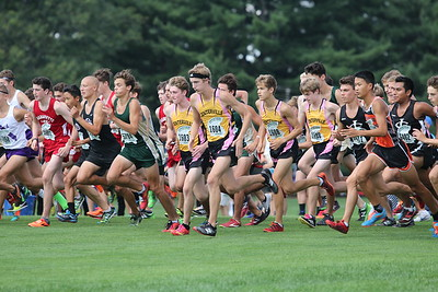 2018 Centerville HS Cross Country