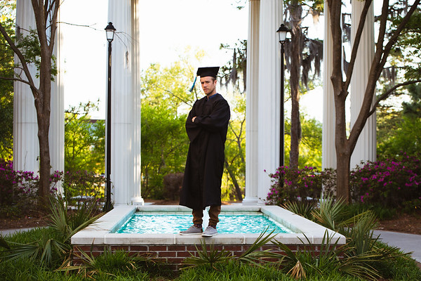 Kyle Graduation
