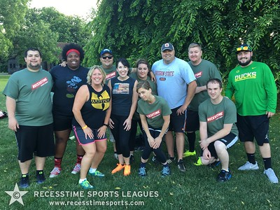 Sunday summer kickball