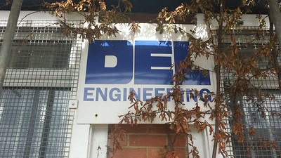 DEL Engineering,Swindon 2014.