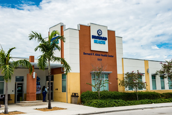 Broward Health Bernard P. Alicki Health Center
