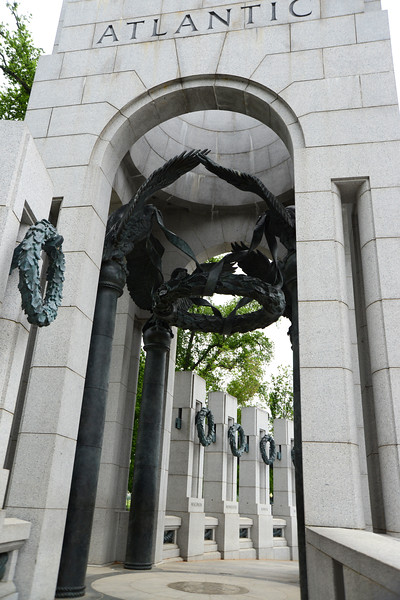 10.  WWII Memorial