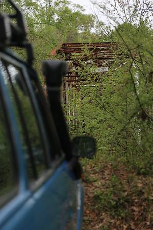 Old Highway 13 Pearl River Bridge