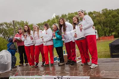 Clinton Regatta 2013 Kamikaze Kanoers