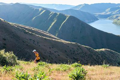Mt. Heinen ridge loop