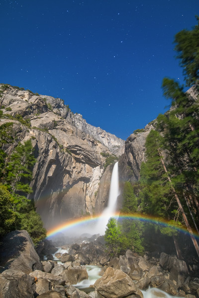 Magical Moonbow and the Big Dipper