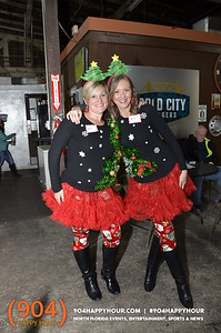 Ugly Sweater Party & Charity Pint Night @ Bold City -12.8.17