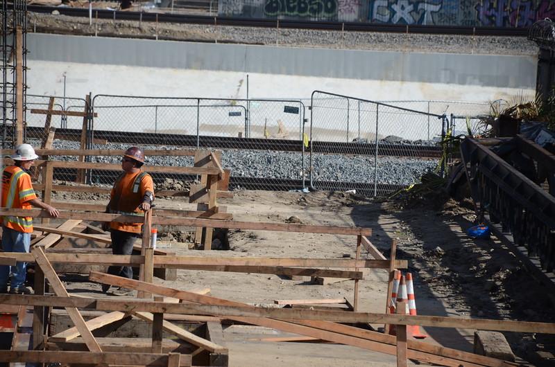2014, Bridge Construction