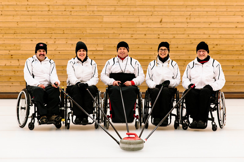 paralympic curling