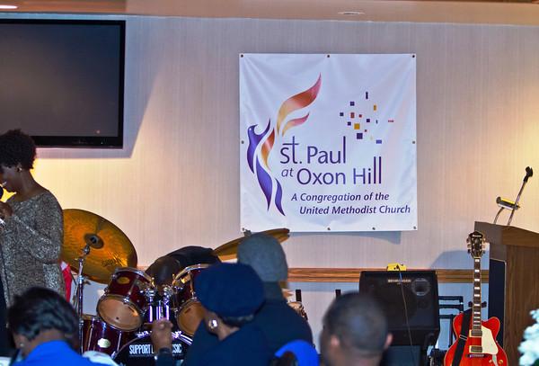 Densye Pearson Sings - St. Paul at Oxon Hills
