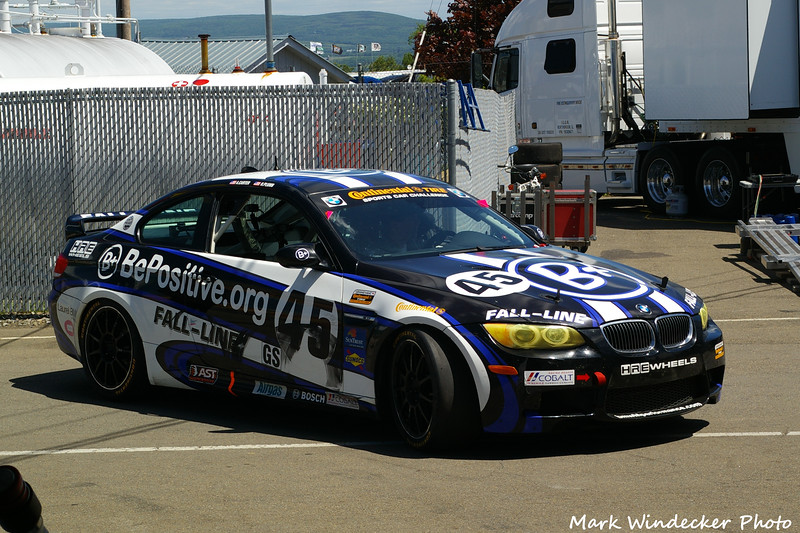 GS-FALL-LINE MOTORSPORTS BMW M3 COUPE