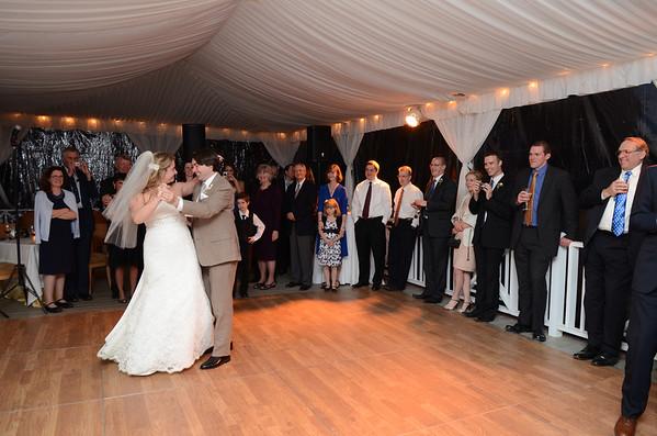 Jen & Joseph's 1st Dance