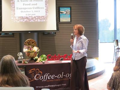 2012-10-07 Coffee Tastings @ the Plaza