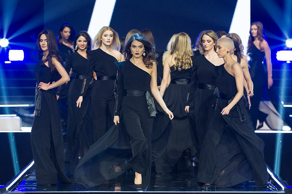 Miss Germany 2018 Finale am 24.02.18 in Rust im Europapark