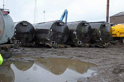 Freight Tank Wagons