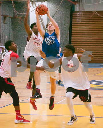 Lyons Township boys summer basketball