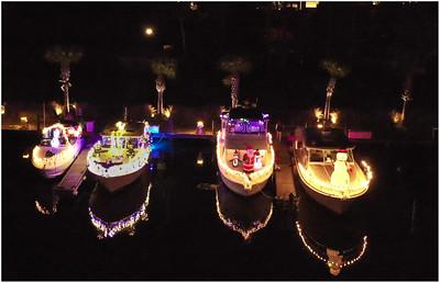 Boats Xmas