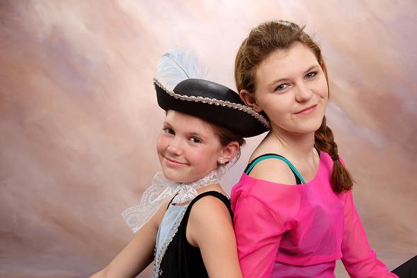 Kellie & Sabrina