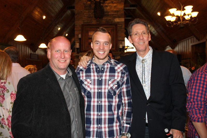 Jeff Culhane, JJ Green, Gil Woods 1.JPG