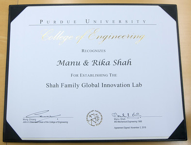 Shah Family Global Innovation Lab