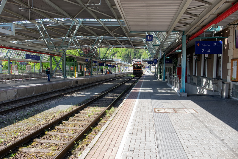 Zell am See Station