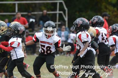 09-28-2013 Forestville Falcons vs Montgomery Village Sports Association Chiefs Super Tiny Mites, Photos by Jeffrey Vogt Photography