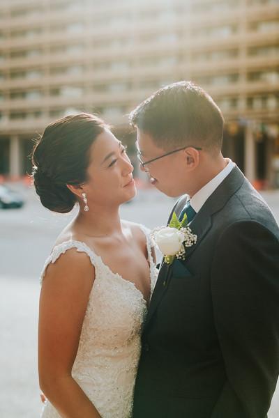 Lusia + Tony Wedding