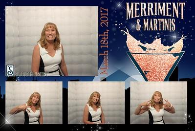 Soroptimist Merriment & Martinis Cards