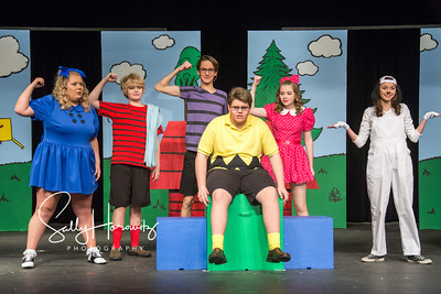 You're a Good Man, Charlie Brown (Beethoven cast)