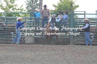 09-14-14 Steer Riding Saddle Bronc