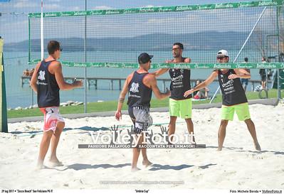 Piersanti-Bregliozzi vs. Brandi-Raffaelli #UmbriaCup2017 #BeachVolley