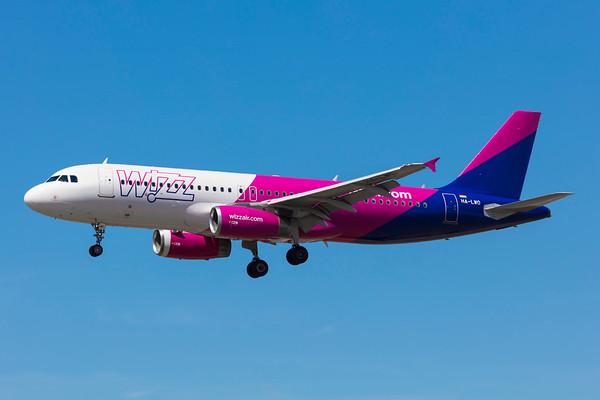 HA-LWO - Airbus A320-232