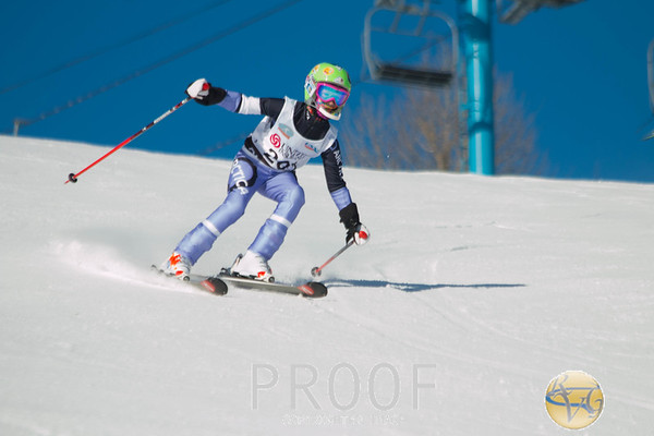 Girls Giant Slalom
