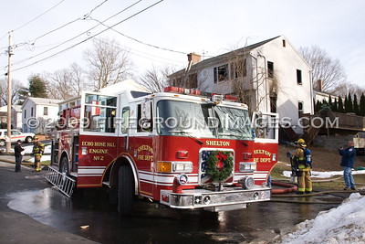 Wells Ave. Fire (Shelton, CT) 12/30/09