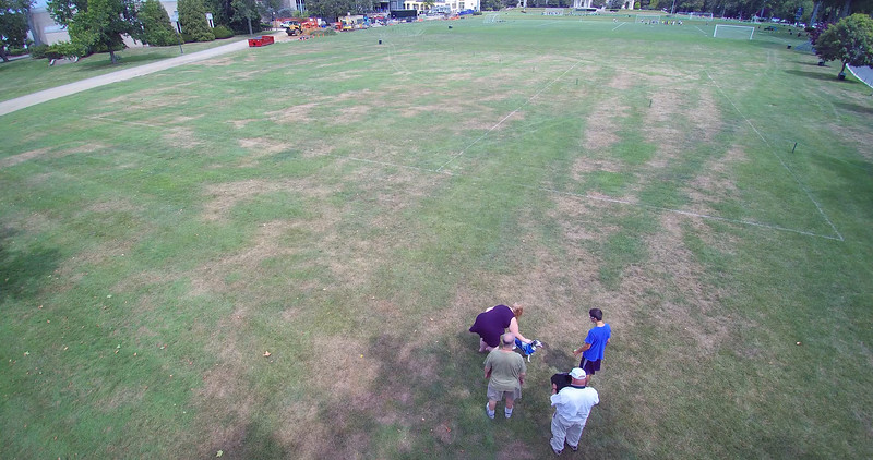Monmouth U Summer Drone Class 1