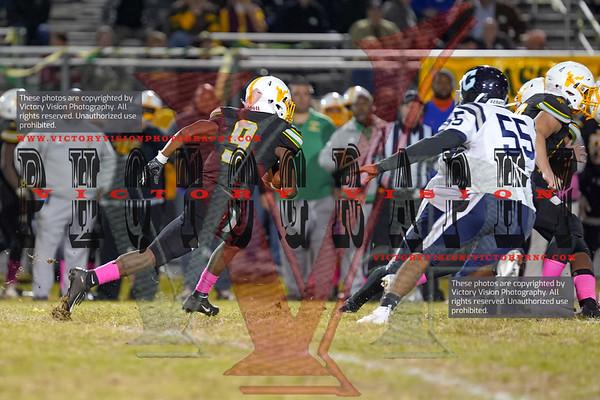 Colgan @ Woodbridge Varsity Boys Football 10-19-18