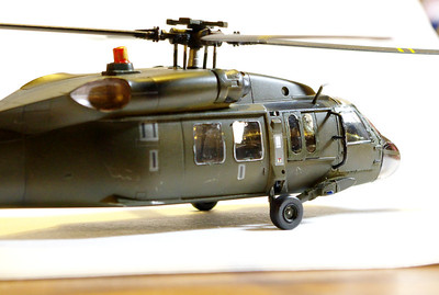 Hasegawa 1/72 UH-60A Black Hawk